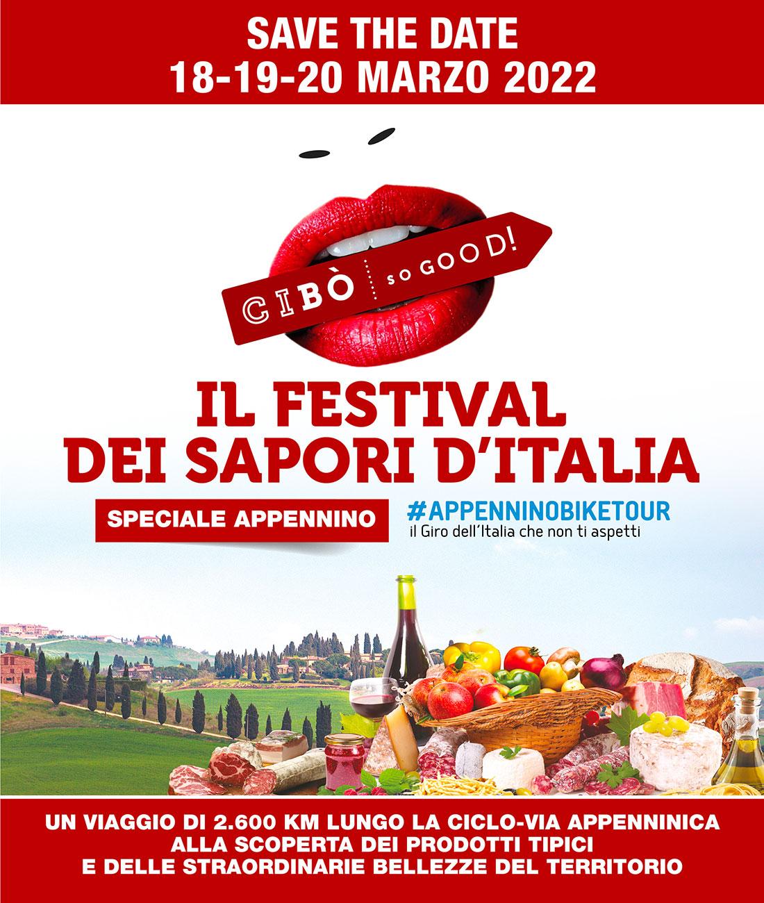 Cibò. So Good! Il Festival dei Sapori d'Italia